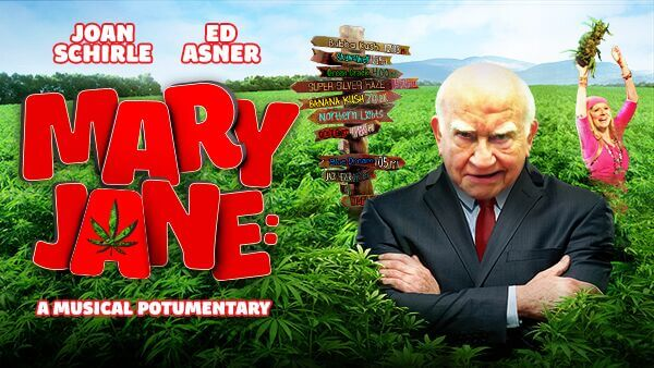 MARY JANE: A MUSICAL POTUMENTARY