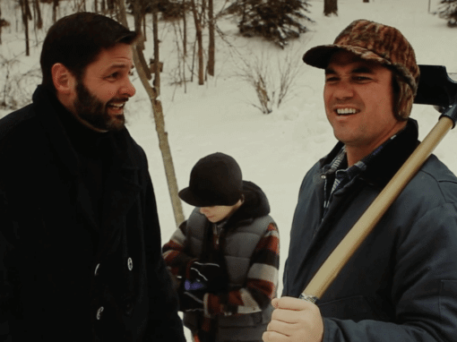 """GAE ACQUIRES """"A DOG FOR CHRISTMAS"""" STARRING DEAN CAIN AND RICHARD KARN"""
