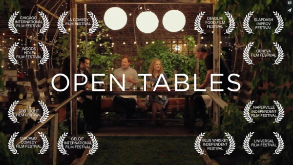 OPEN TABLES