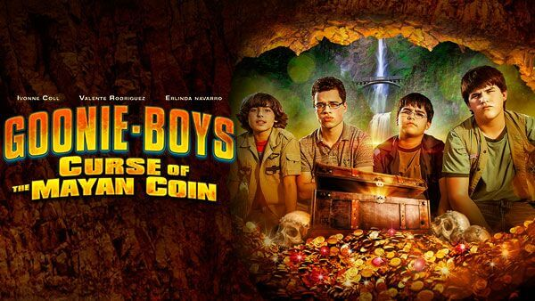 GOONIE-BOYS: CURSE OF THE MAYAN COIN