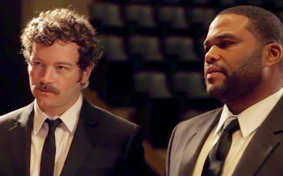 "GAE ACQUIRES ""HOT BOT"" STARRING DANNY MASTERSON AND ANTHONY ANDERSON"