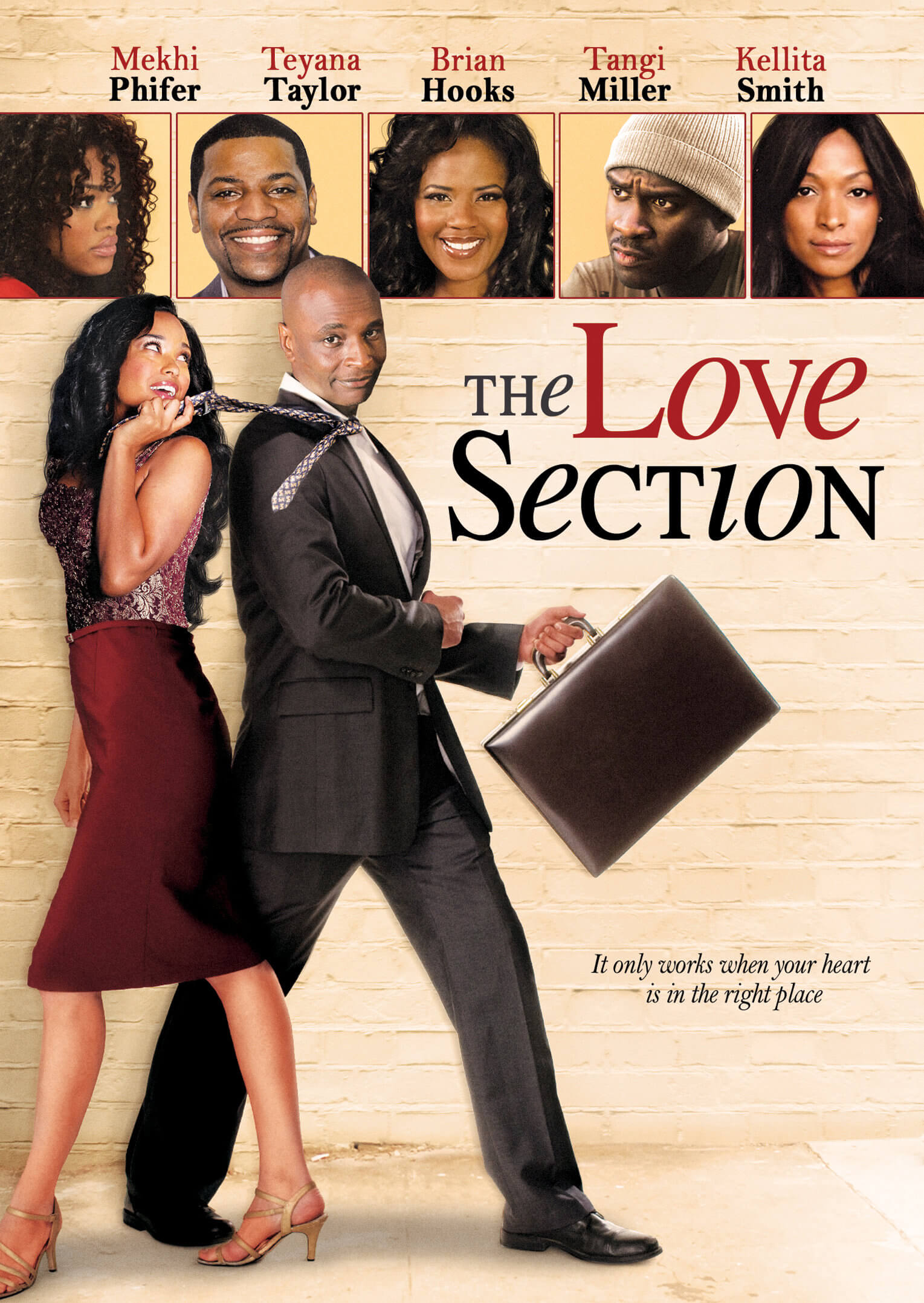 The Love Section FILMOGRAPHY