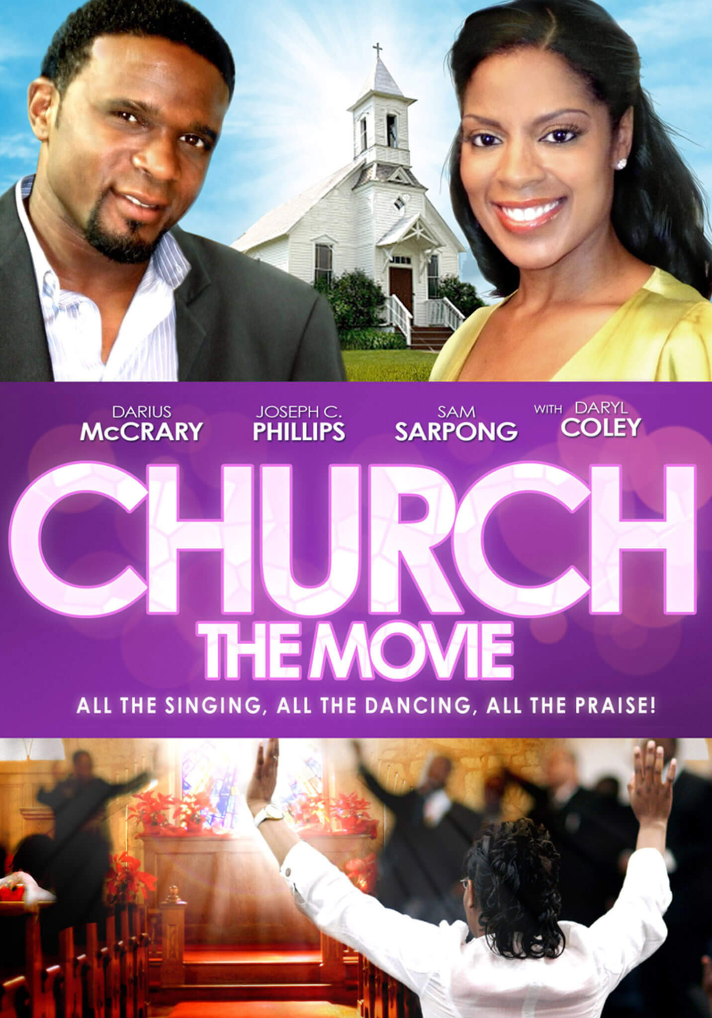 Church The Movie Artwork FILMOGRAPHY