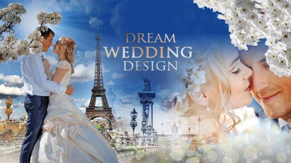 Dream Wedding Design 600x338 HOME