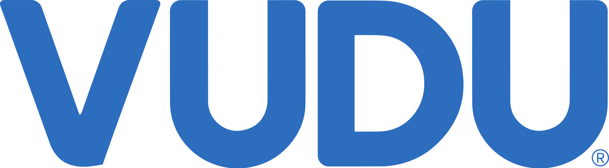 VUDU logo BED & BREAKFAST