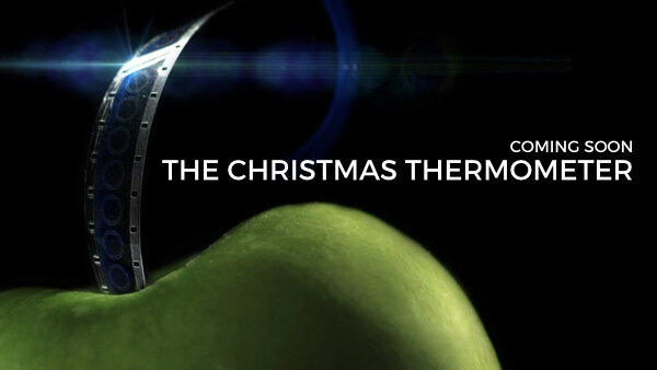 THE CHRISTMAS THERMOMETER