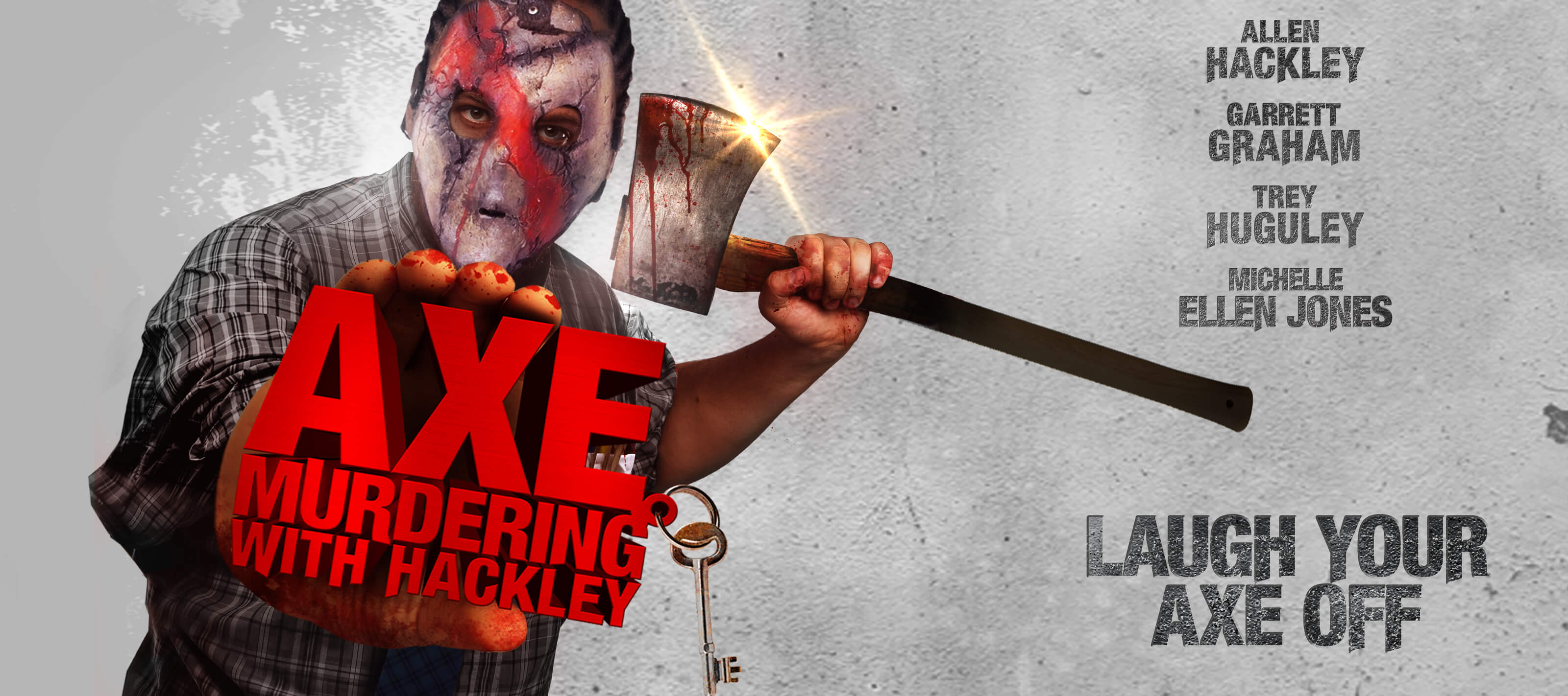 Axe Murdering With Hackley 3200x1422 AXE MURDERING WITH HACKLEY