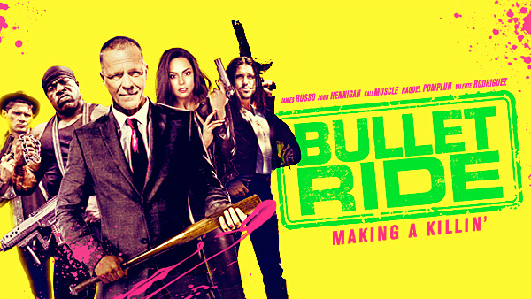 Bullet Ride 600x338 FILMOGRAPHY