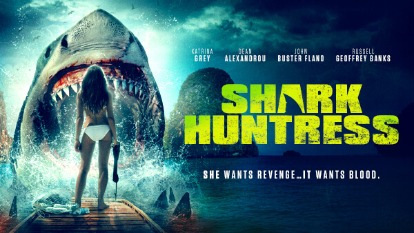 SHARK HUNTRESS