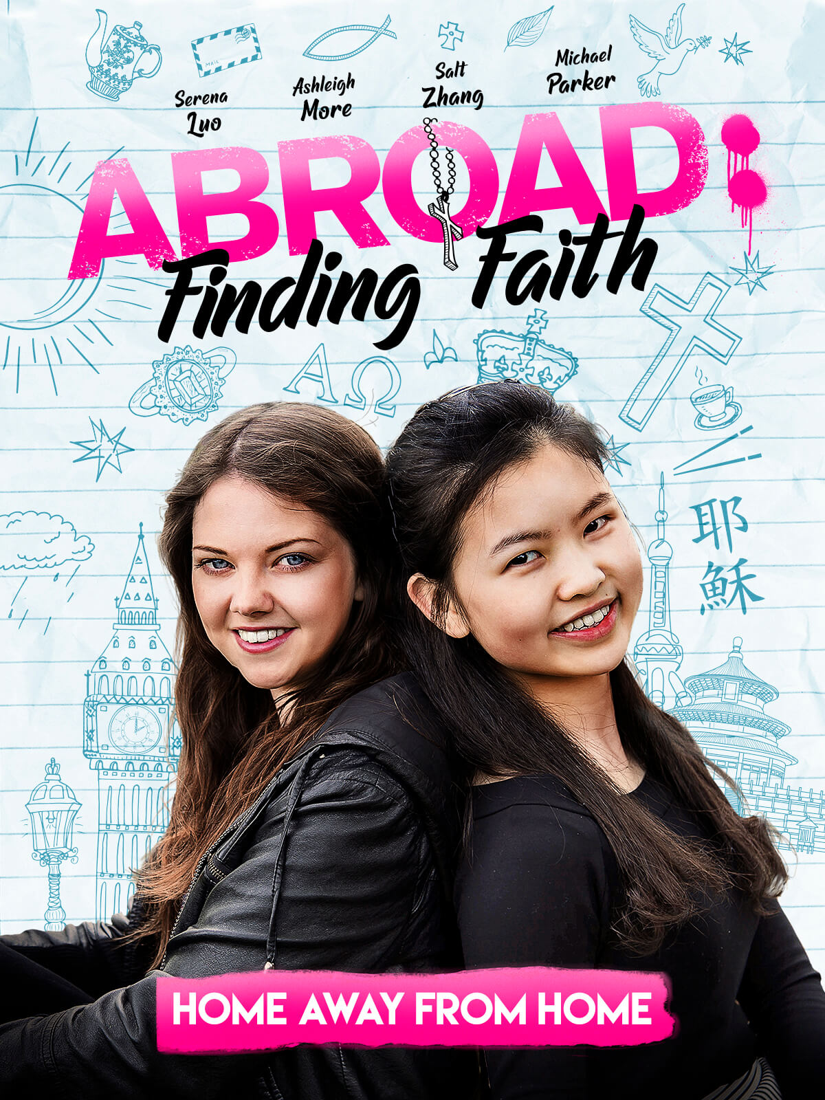 GAE AbroadFindingFaith 1200x1600 ABROAD: FINDING FAITH