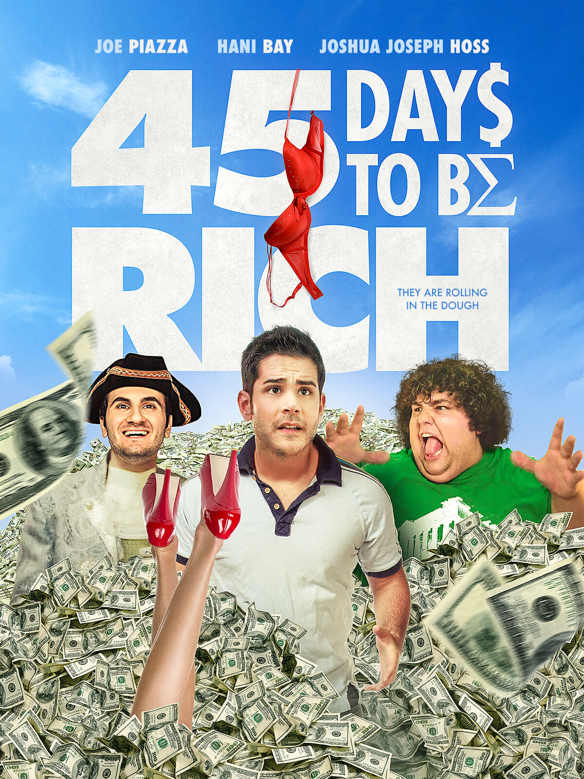 45 Days to Be Rich 1200x1600 1 45 DAYS TO BE RICH