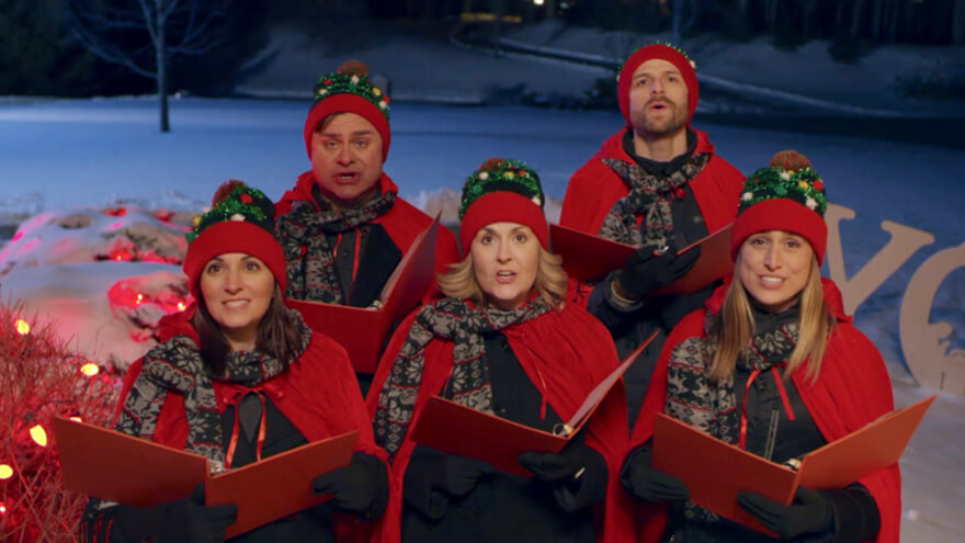 "GREEN APPLE'S FIRST IN-HOUSE HOLIDAY FILM ""MIRACLE ON CHRISTMAS"" NOW ON DEMAND"
